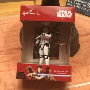 Hallmark Star Wars Christmas Tree Ornament